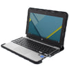 hp chromebook g5 ee case - black 3