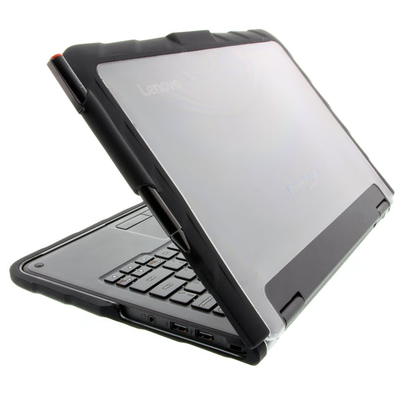 Lenovo N24 case - Black/Smoke Main