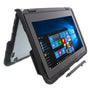 Lenovo N24 case - Black/Smoke 3