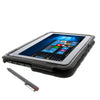 lenovo n24 case - black/smoke 5