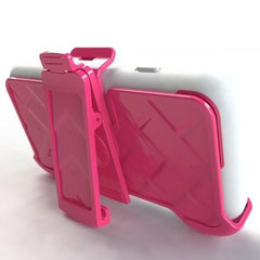 iPhone 6 case - White/Pink 5