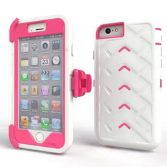 iPhone 6 case - White/Pink main