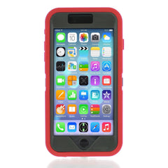 iPhone 6 case - Red/Gray 3