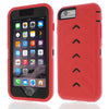 iphone 6 plus case - red/black main