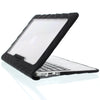 macbook air 11 case - black/smoke main