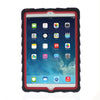 ipad air 2 case - black/red 1