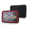 google nexus 10 case - black red main