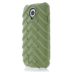 Samsung Galaxy S4 case - Army Green/Black 5