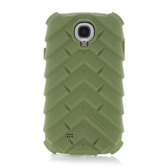 Samsung Galaxy S4 case - Army Green/Black 3