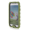 samsung galaxy s4 case - army green/black 4