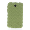 samsung galaxy tab 3 case - army green/black 2
