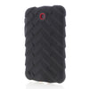 samsung galaxy tab 3 case - black/red 5