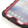 samsung galaxy tab 3 case - black/red 2