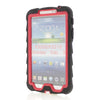 samsung galaxy tab 3 case - black/red 6