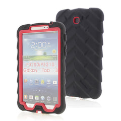 Samsung Galaxy Tab 3 case - Black/Red main
