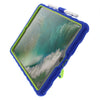 ipad pro 10.5 case - royal blue/lime 2