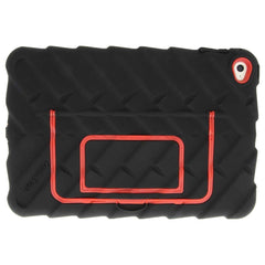 iPad Mini 4 case - Black/Red 2