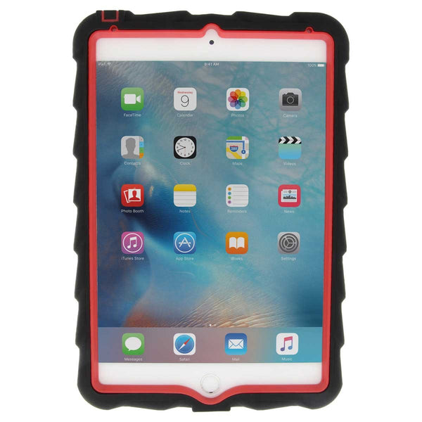 iPad Mini 4 case - Black/Red 3