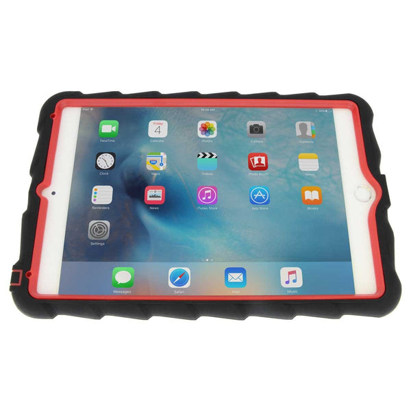 iPad Mini 4 case - Black/Red 5