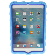 iPad Mini 4 case - Light Blue/Royal Blue 3