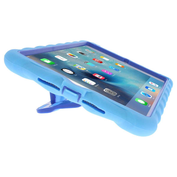 iPad Mini 4 case - Light Blue/Royal Blue 6
