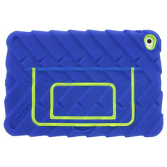 iPad Mini 4 case - Royal Blue/Lime 2