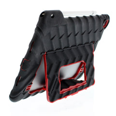 iPad Pro 9.7 case - Red/Black 8