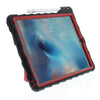 ipad pro 9.7 case - red/black 2