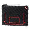 ipad pro 9.7 case - red/black 7