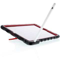 iPad Pro 9.7 case - Red/Black 4