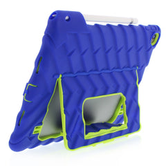 iPad Pro 9.7 case - Royal Blue/Lime 8