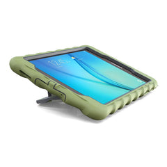Samsung Tab A 8 case - Army Green/Black 3