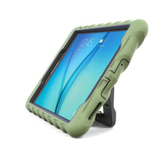 Samsung Tab A 8 case - Army Green/Black main