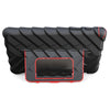 samsung tab a 8 case - black/red 2