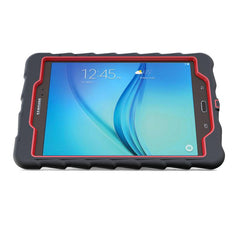 Samsung Tab A 8 case - Black/Red 3