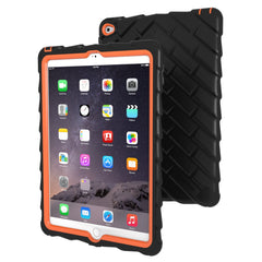 iPad Air 2 Case - Black/Orange main