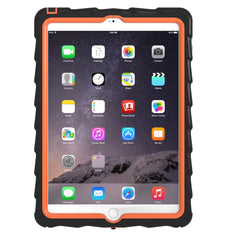 iPad Air 2 Case - Black/Orange 4