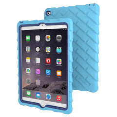 iPad Air 2 Case - Light Blue/Royal Blue main