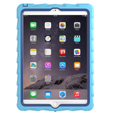 iPad Air 2 Case - Light Blue/Royal Blue 4