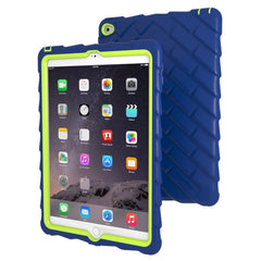 iPad Air 2 Case - Royal Blue/Lime main