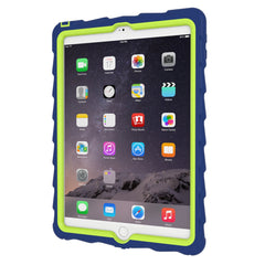 iPad Air 2 Case - Royal Blue/Lime 4