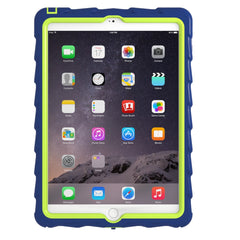 iPad Air 2 Case - Royal Blue/Lime 2