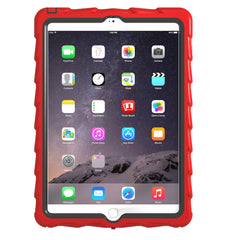 iPad Air 2 Case - Red/Black 4