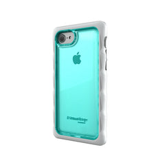 iPhone 7 case - white/blue 2