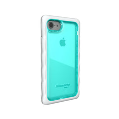 iPhone 7 case - white/blue 4