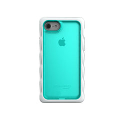 iPhone 7 case - white/blue 6