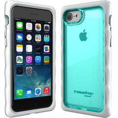 iPhone 7 case - white/blue main