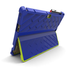 Lenovo Miix 700 case - Royal Blue/Lime 2