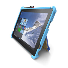 Lenovo Miix 700 case - Light Blue/Royal Blue main