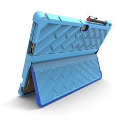 Lenovo Miix 700 case - Light Blue/Royal Blue 2